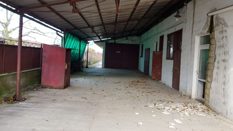 Hala industriala de vanzare in zona Gradiste