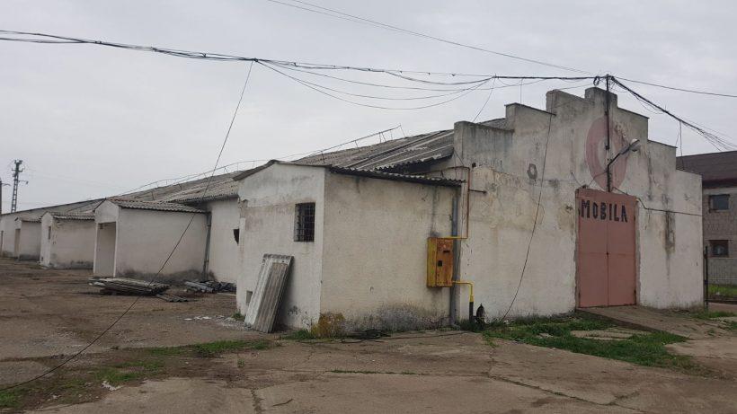 Hala de inchiriat in Aradul Nou